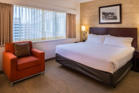 Holiday Inn and Suites Chicago O'Hare-Rosemont Hotel, IL 60018 near Ohare International Airport View Point 2