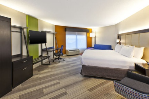 Holiday Inn Express & Suites Chicago-Midway Airport, IL 60638 near Midway International Airport View Point 3