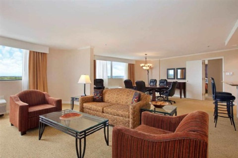 Hilton Chicago/Oak Lawn, IL 60453 near Midway International Airport View Point 7