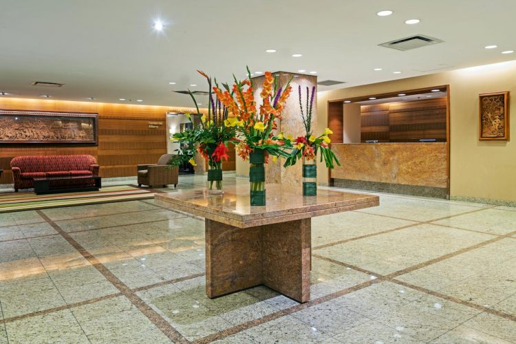 Crowne Plaza Toronto Airport , ON M9W 6H5 near Toronto Pearson International Airport View Point 4