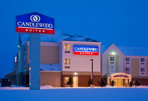 Candlewood Suites Fargo-N. Dakota State Univ., ND 58102 near Hector International Airport View Point 45