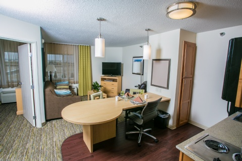 Candlewood Suites Fargo-N. Dakota State Univ., ND 58102 near Hector International Airport View Point 33