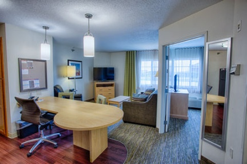 Candlewood Suites Fargo-N. Dakota State Univ., ND 58102 near Hector International Airport View Point 21