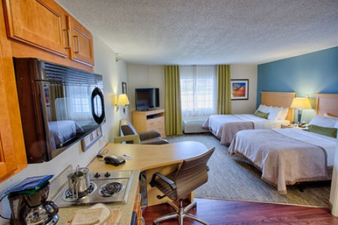 Candlewood Suites Fargo-N. Dakota State Univ., ND 58102 near Hector International Airport View Point 18