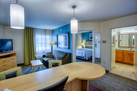 Candlewood Suites Fargo-N. Dakota State Univ., ND 58102 near Hector International Airport View Point 17