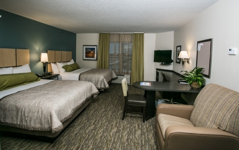 Candlewood Suites Fargo-N. Dakota State Univ., ND 58102 near Hector International Airport View Point 16