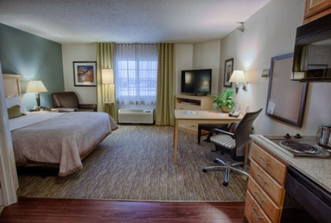 Candlewood Suites Fargo-N. Dakota State Univ., ND 58102 near Hector International Airport View Point 11