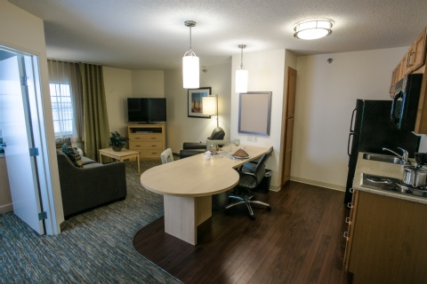 Candlewood Suites Fargo-N. Dakota State Univ., ND 58102 near Hector International Airport View Point 6