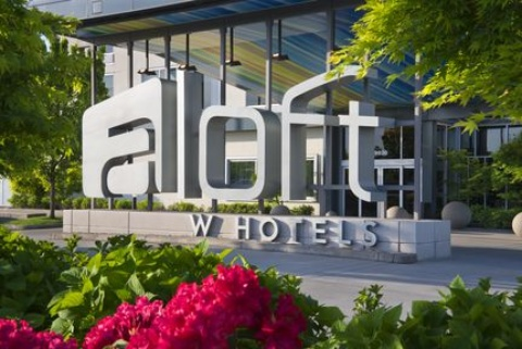 Aloft Portland Airport at Cascade Station, OR 97220 near Portland International Airport View Point 14