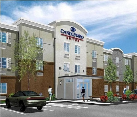 Candlewood Suites Portland-Airport, OR 97220 near Portland International Airport View Point 32