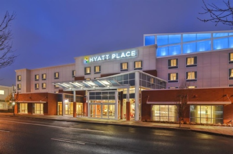 Hyatt Place Portland Airport /Cascade Station, OR 97220 near Portland International Airport View Point 1