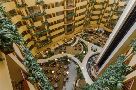 Embassy Suites by Hilton Portland Airport, OR 97220 near Portland International Airport View Point 19