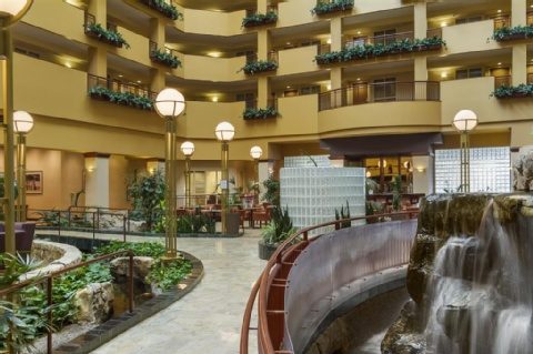 Embassy Suites by Hilton Portland Airport, OR 97220 near Portland International Airport View Point 15