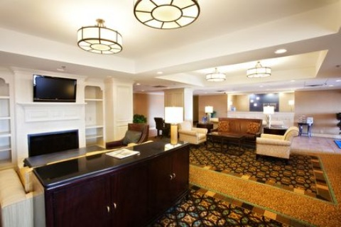 Holiday Inn Express Indianapolis Airport, IN 46168 near Indianapolis International Airport View Point 15
