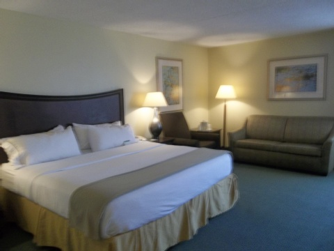 Holiday Inn Express Indianapolis Airport, IN 46168 near Indianapolis International Airport View Point 7