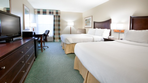 Holiday Inn Express Indianapolis Airport, IN 46168 near Indianapolis International Airport View Point 2