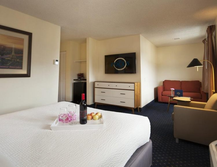 Hotel Focus SFO, CA 94080 near San Francisco International Airport View Point 6