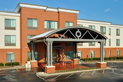 Holiday Inn Express Hotel & Suites Bethlehem Airport/Allentown area, PA 18017 near Lehigh Valley International Airport View Point 1