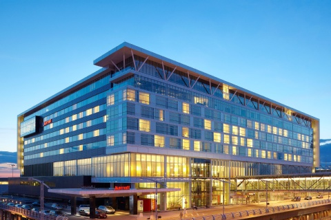 Montreal Airport Marriott In-Terminal Hotel, QC H4Y0A4 near Montreal-Pierre Elliott Trudeau Int. Airport View Point 34