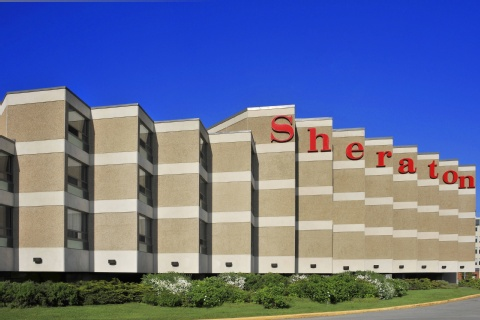 Sheraton Montreal Airport Hotel, QC H9P 1B7 near Montreal-Pierre Elliott Trudeau Int. Airport View Point 21