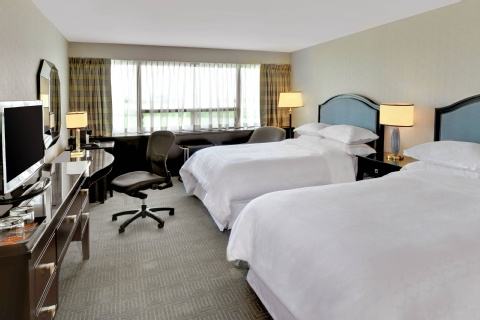 Sheraton Montreal Airport Hotel, QC H9P 1B7 near Montreal-Pierre Elliott Trudeau Int. Airport View Point 5
