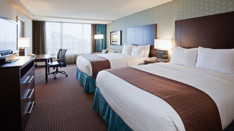 Holiday Inn Hotel & Suites Pointe-Claire Montreal Airport, QC H9R1C2 near Montreal-Pierre Elliott Trudeau Int. Airport View Point 4