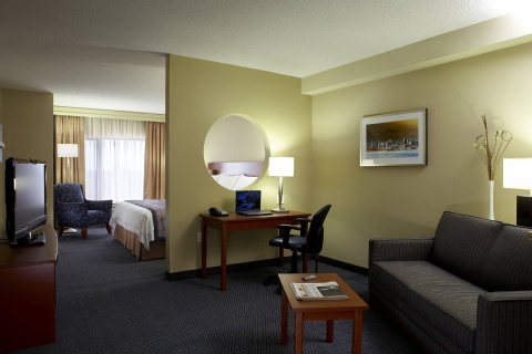 Fairfield Inn & Suites by Marriott Montreal Airport, QC H9P1C5 near Montreal-Pierre Elliott Trudeau Int. Airport View Point 3
