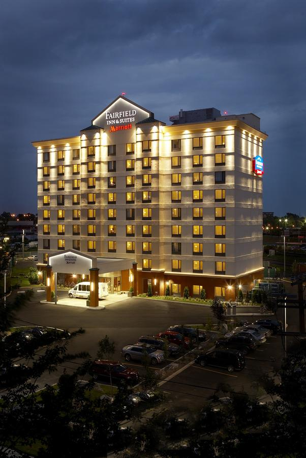 Fairfield Inn & Suites by Marriott Montreal Airport, QC H9P1C5 near Montreal-Pierre Elliott Trudeau Int. Airport View Point 2