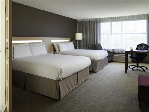 Hotel Novotel Montreal Aeroport, QC H4S 2G1 near Montreal-Pierre Elliott Trudeau Int. Airport View Point 4