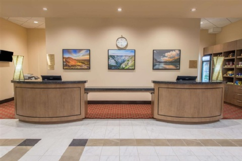 Wyndham Garden Calgary Airport, AB T3J 0T4 near Calgary International Airport View Point 16