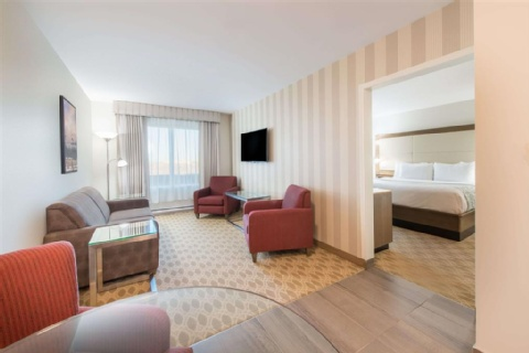 Wyndham Garden Calgary Airport, AB T3J 0T4 near Calgary International Airport View Point 9
