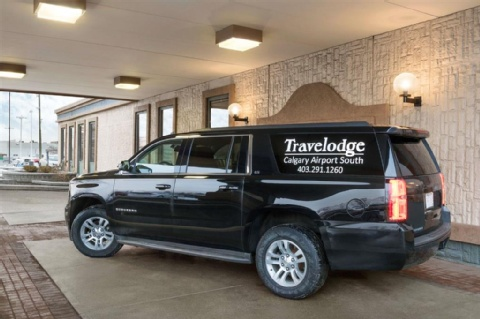 Travelodge by Wyndham Calgary International Airport South, AB T1Y 3C2 near Calgary International Airport View Point 13