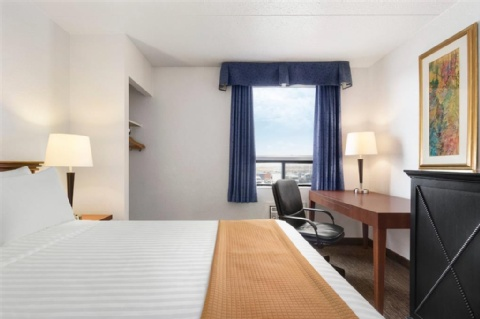 Travelodge by Wyndham Calgary International Airport South, AB T1Y 3C2 near Calgary International Airport View Point 5