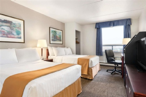 Travelodge by Wyndham Calgary International Airport South, AB T1Y 3C2 near Calgary International Airport View Point 6