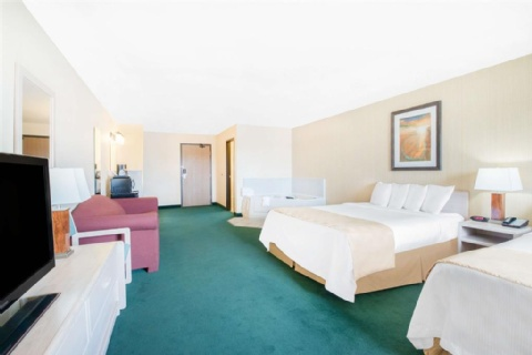 Days Inn & Suites by Wyndham Fargo 19th Ave/Airport Dome, ND 58102 near Hector International Airport View Point 9