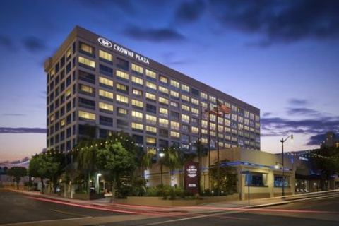 Crowne Plaza Los Angeles Harbor Hotel, CA 90731 near Long Beach Airport View Point 1