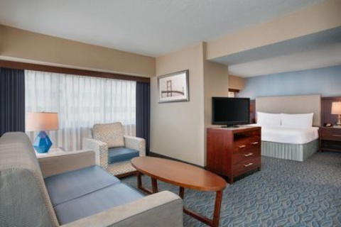 Crowne Plaza Los Angeles Harbor Hotel, CA 90731 near Long Beach Airport View Point 15