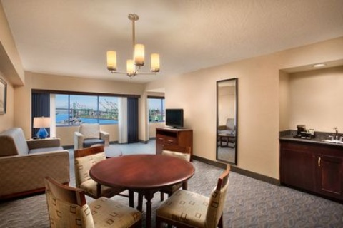 Crowne Plaza Los Angeles Harbor Hotel, CA 90731 near Long Beach Airport View Point 13