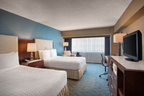 Crowne Plaza Los Angeles Harbor Hotel, CA 90731 near Long Beach Airport View Point 2