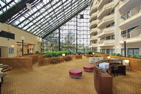 DoubleTree by Hilton Hotel Newark Airport, NJ 07114 near Newark Liberty International Airport View Point 13