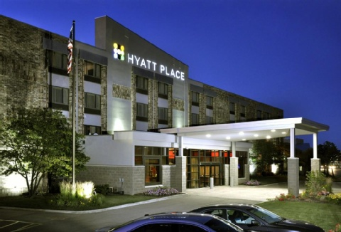 Hyatt Place Milwaukee Airport, WI 53207 near General Mitchell International Airport View Point 1