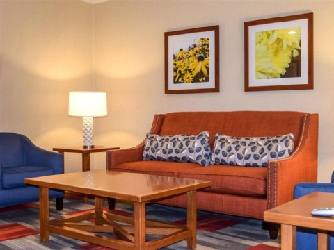 Quality Inn Manchester Airport, NH  near Manchester-boston Regional Airport View Point 19