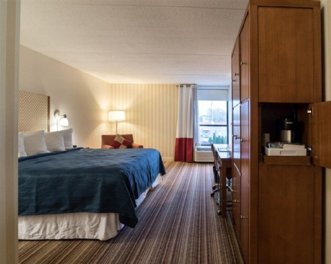 Quality Inn Manchester Airport, NH  near Manchester-boston Regional Airport View Point 11