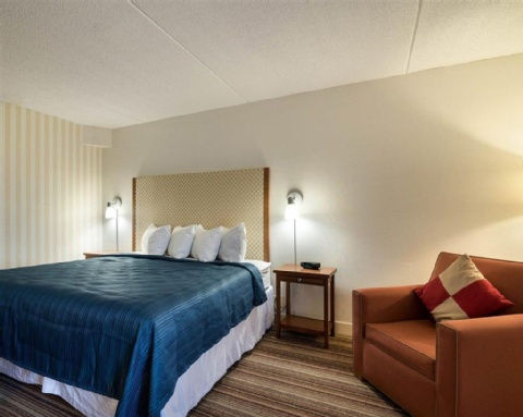 Quality Inn Manchester Airport, NH  near Manchester-boston Regional Airport View Point 9