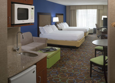 Holiday Inn Express & Suites Manchester-Airport, NH 03103 near Manchester-boston Regional Airport View Point 3