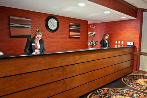 Radisson Hotel Rochester Airport, NY 14623 near Greater Rochester International Airport View Point 8