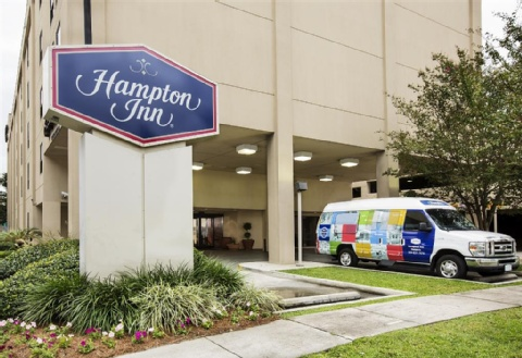 Hampton Inn Metairie, LA 70002 near Louis Armstrong New Orleans International Airport  View Point 1