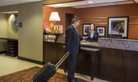 Hampton Inn Metairie, LA 70002 near Louis Armstrong New Orleans International Airport  View Point 11