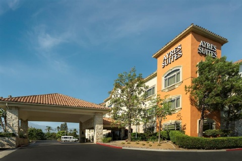 Ayres Suites Ontario Mills Mall, CA 91764 near Ontario International Airport View Point 1