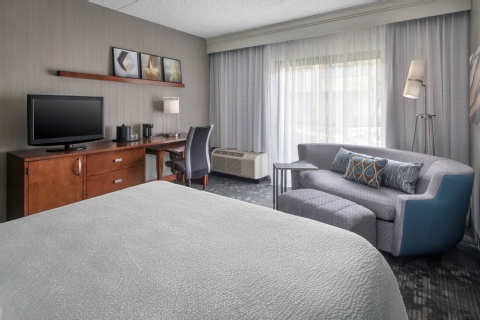 Courtyard by Marriott Newark Liberty International Airport, NJ 07114 near Newark Liberty International Airport View Point 6